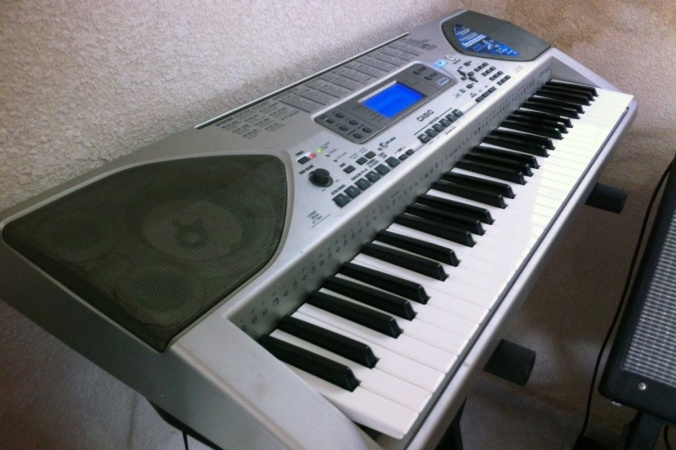 CASIO CTK-900